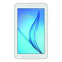"This image shows Samsung Galaxy Tab E Lite 7"" which is one of the best 7 inch tablet on the market today"