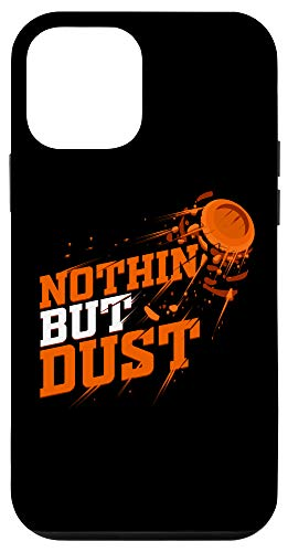 iPhone 12 mini Skeet Shooting Nothin But Dust Trap Shooting Clay Pigeon Case