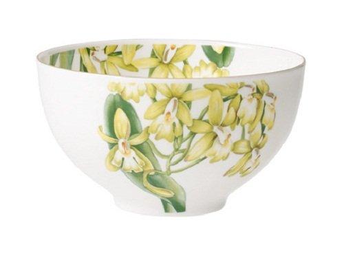 Villeroy & Boch 10-3514-1906 Bol Porcelaine Vert 29,5 x 18 x 16,5 cm Convient pour 1 Personne