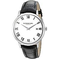 Raymond Weil Toccata White Dial Men's Watch