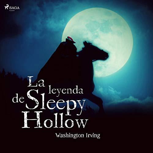 La leyenda de Sleepy Hollow cover art