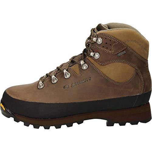 Dolomite Bota Tofana GTX, Stivali da Escursionismo Alti Unisex-Adulto, Marrone Scuro, 42.5 EU