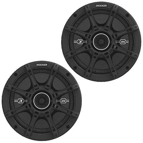 Kicker 41DSC44 4' 2-Way Speaker Pair