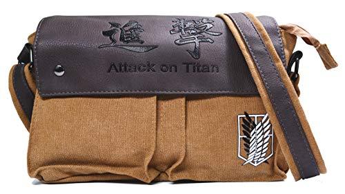 Anime Domain Sac à bandoulière Attack on Titan