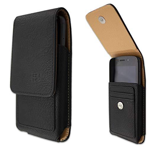 caseroxx Outdoor Tasche für Huawei Honor Magic 2, Tasche (Outdoor Tasche in schwarz)