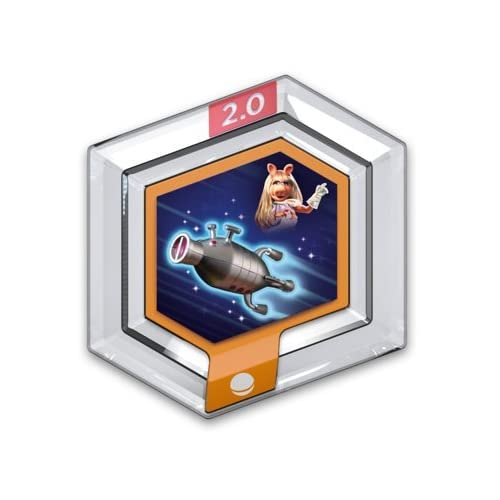 Disney Infinity 2.0 Power Disc - Originals - THE USS SWINETREK by Disney Infinity
