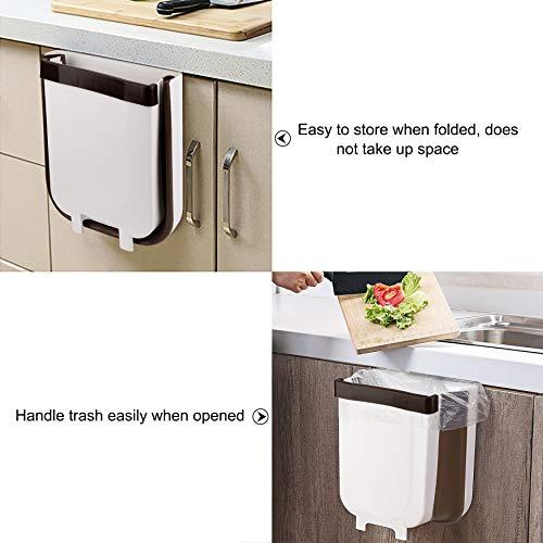 MaoXinTek Cubos de basura para la cocina