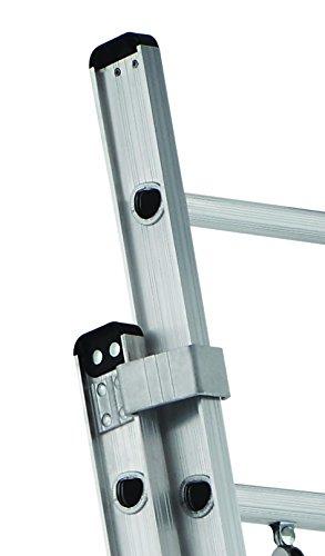 Louisville Ladder 40-Feet Extension Ladder, 300-Pound Duty Rating, AE2240