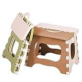 REKYO 2 Confezioni Da Passo Sgabello Pieghevole Per Bambini Piccolo Portatile Pieghevole Sgabello Pieghevole