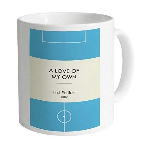 N\A Lustige Tassen Kaffeetassen Terrassengesänge - Inspiriert von Manchester City FC Mug