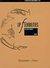 Lip Flexibilities : For All Brass Instruments by BAI LIN (1996) Sheet music