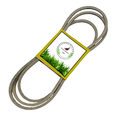 "Sanzitop Replacement Lawn Mower Deck Belt 1/2""X141"" A139 for Cub Cadet/MTD 754-05008 954-05008, Toro 114-0453, John Deere GX20571 GX21833, Toro 119-8820 114-0453, Ariens 07217400"