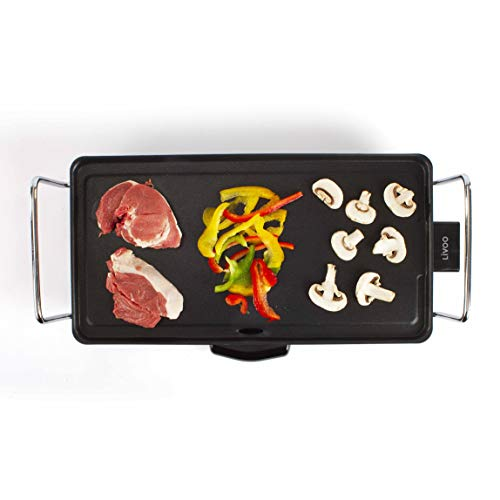 LIVOO DOM174 Plancha Grill Barbecue Électrique
