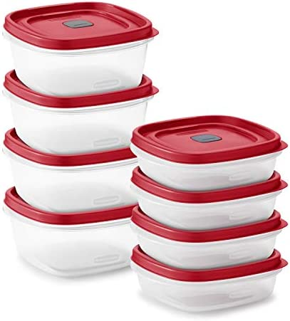 Up to 25% off Rubbermaid Food Storage Containers