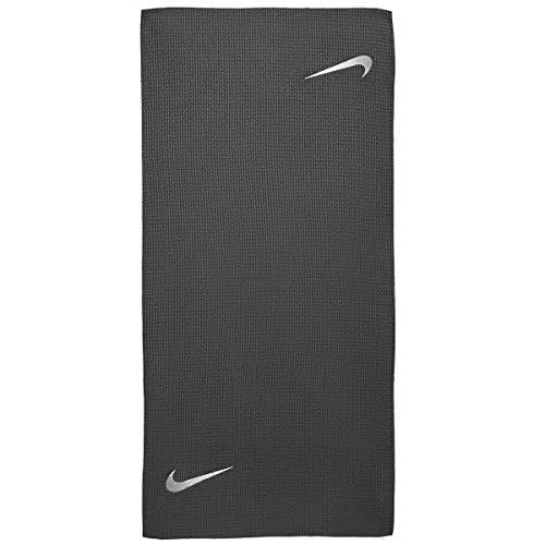 Nike - Toalla de microfibra para golf (41 x 19 pulgadas), gris
