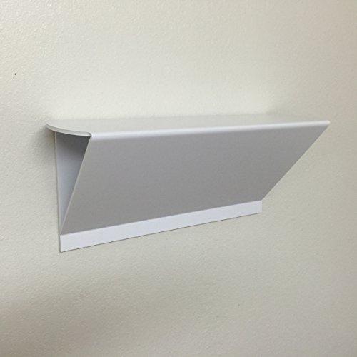 K-zer Dorm Shelf 3/16-Inch Foam Core, White