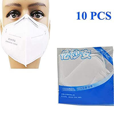 Respiratory Protection Particulate Filter (10 Pcs)