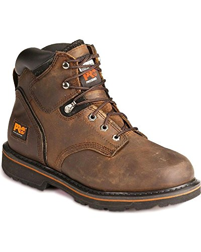 Timberland PRO Men's Pitboss 6' Soft-Toe Boot