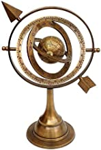 Brass Armillary Sphere Sundial