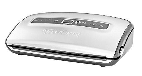 FoodSaver FFS004X - Envasadora al vacío con portarrollos