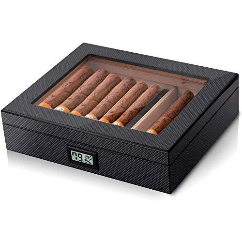 Cigarrillos Importados Cigarrillos De Madera De Cedro Pintura De Piano Caja De Cigarros TermostáTica Cigarrillos Dominantes para Hombres