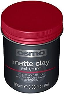 OSMO Mate Clay Extreme Cera mate para el cabello, 100
