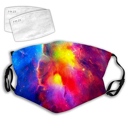 Interstellar 3D Print Reusable Washed Anti Dust with Filter For Adult Kids