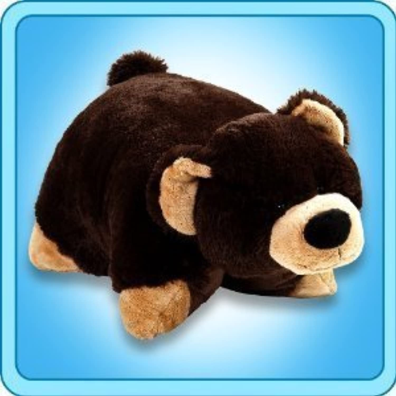 tienda Pee Wee Genuine Pillow Pillow Pillow Pet Mr. BEAR Small 11  by CJ Products  más orden