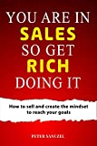 You are in Sales So Get Rich Doing It: How to sell and create the mindset to reach your goals (English Edition)