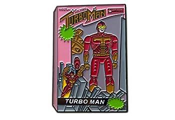 Turbo Man Pin