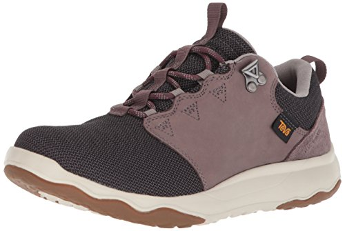 Teva W Arrowood WP-W, Chaussures de randonnée Montantes pour Femme Ardoise 36 EU M Femme - Violet - Plum Truffle, 36