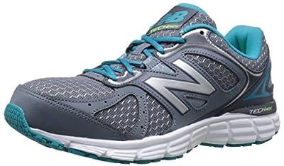 New Balance Women's W560V6 Run Shoe-W, Grey/Silver/Sea Glass, 10 B US