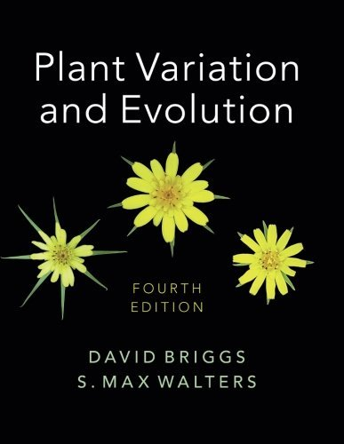 Plant Variation and Evolution by Dr David Briggs (2016-07-27)