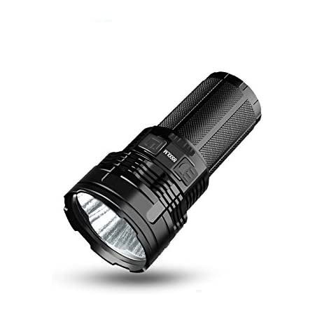 IMALENT DT70 16000 Lumens Super Bright Led Flashlight High Lumens Rechargeable Torch, with 4 Pcs CREE XHP70 LEDs, Portable Handheld USB Charge Torch