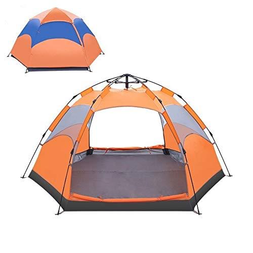 Meet all you like Tente avec Installation instantanée,Tente de Cabine for Le Camping s'installe en 60 Secondes Tente 3-4 Personnes