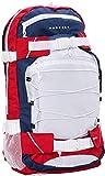 FORVERT Ice Louis Unisex Backpack sportlich-lässiger Daypack,Rucksack mit durchdachter Ausstattung in auffälligen Kontrastfarben,Multicolour XVIII,one Size