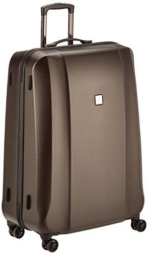 TITAN Koffer, 74 cm, 113 Liter, Brown