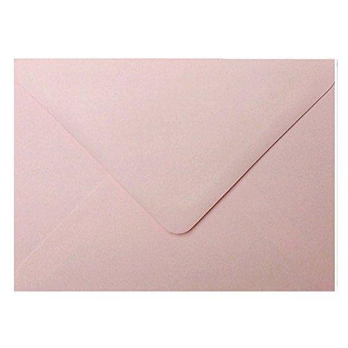 100 x A6 C6 Soft Pink Premium Sobres - 114 x 162 mm