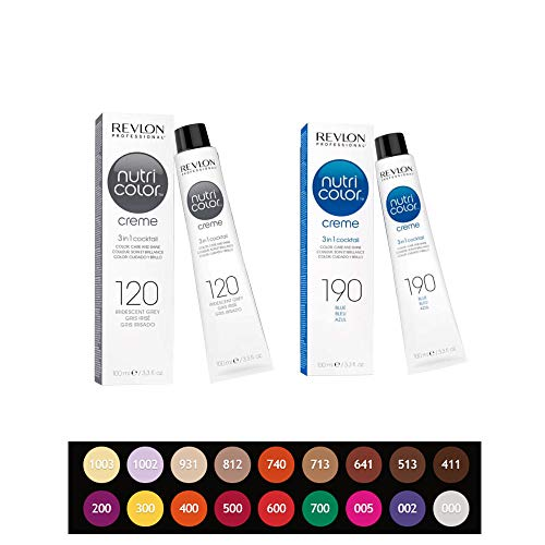 REVLON PROFESSIONAL Nutri Color Creme 931 Hellbeige (100 ml)