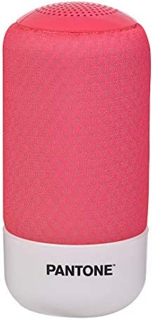 Pantone V5 0 Wireless Speaker with Loud Stereo Volume Built in Microphone Up to 12 Hours Play product image