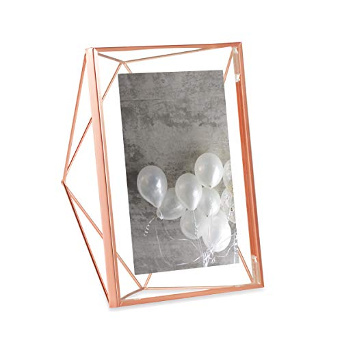 Umbra Prisma Bilderrahmen, Metall, Kupfer, 13x18