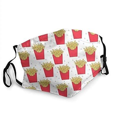 Masque confortable pour le visage, frites, couvre-chef bandana de mode anti-soleil pour la pêche
