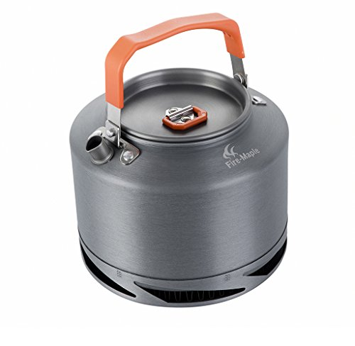 Fire-Maple Tea Kettle, Camping Outdoor Hiking Picnic Coffee Pot