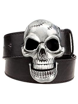 Best skulls belts Reviews