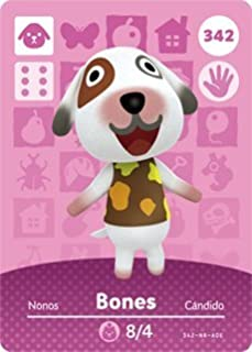 bones animal crossing