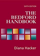 The Bedford Handbook, Sixth Edition