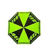 Valentino Rossi VR46 Classic Regenschirm, Mehrfarbig, Einheitsgröße