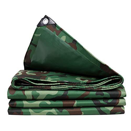 Camouflage-abdeckplane Mehrzweck-Plane Aus Wasserdichtem Poly wasserdichte Plane Für Zeltanhänger, Mehrschichtige Plane In Vielen Größen Und Stärken