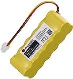 Powerextra Batteria 14.4V 3500mAh Compatibile con SAMSUNG NAVIBOT VCA-RBT20 VCA RBT 20 SR 8825 VCR 8845 VCR 8845T3A SR 8840 VCR 8855 SR 8845 VCR 8895 AP5576883 SR 8855 DJ96-00113C VCR 8855L3B