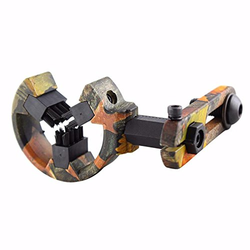 Brush Capture Arrow Rest for Compound Bow Hunting Archery Rest to Right and Left Hand are Available for Target Hunting Shooting